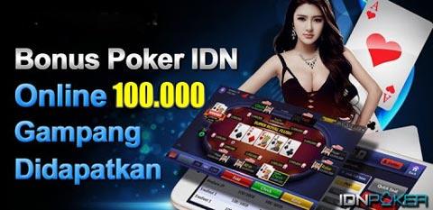 Bonus idn poker 88